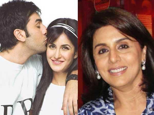 Is Neetu Singh finally thawing up to Katrina Kaif?