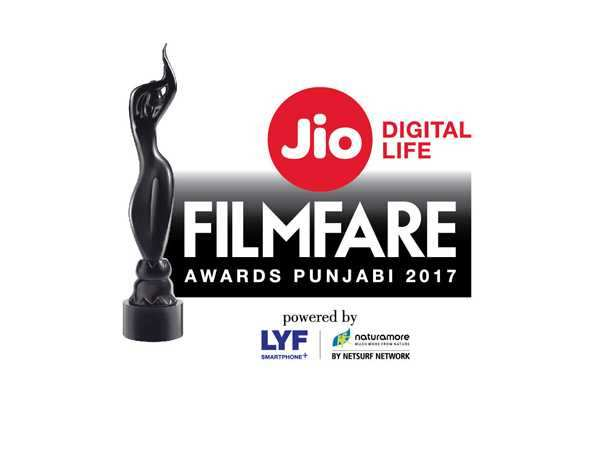 Winners of the Jio Filmfare Awards (Punjabi) 2017