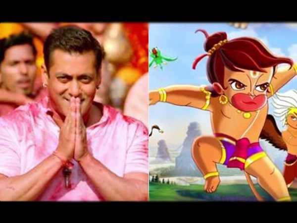 Salman Khan - The new Hanuman! | filmfare com
