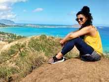 Saiyami Kher's Hawaiian adventure