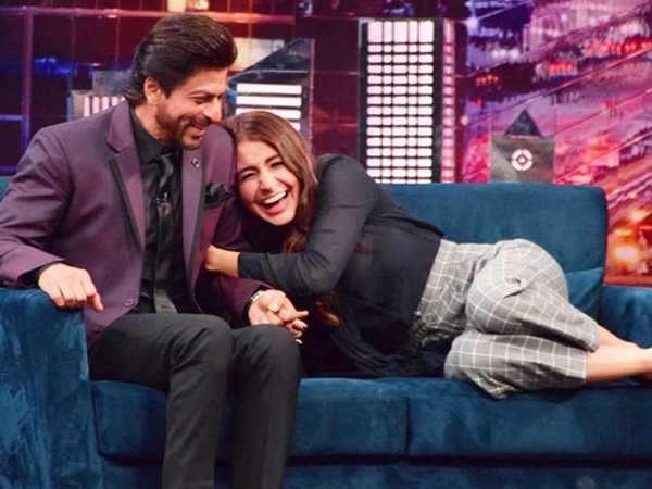 Anushka Sharma tells us what makes Shah Rukh Khan special