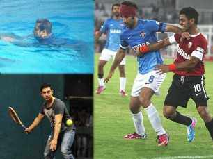 Bollywood stars and their sporty ways!