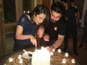 Fawad Khan's wife Sadaf's birthday celebration photos are fabulous