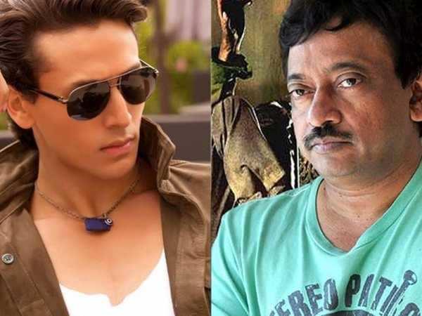 Tiger Shroff hits back at Ram Gopal Varma's taunts