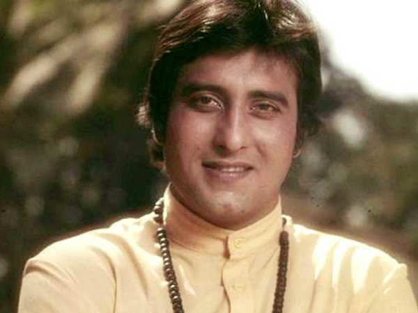Filmfare's tribute to Vinod Khanna