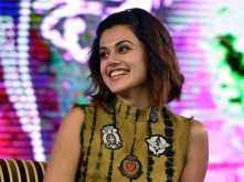 Taapsee Pannu cancels an event because a fairness cream brand organized it