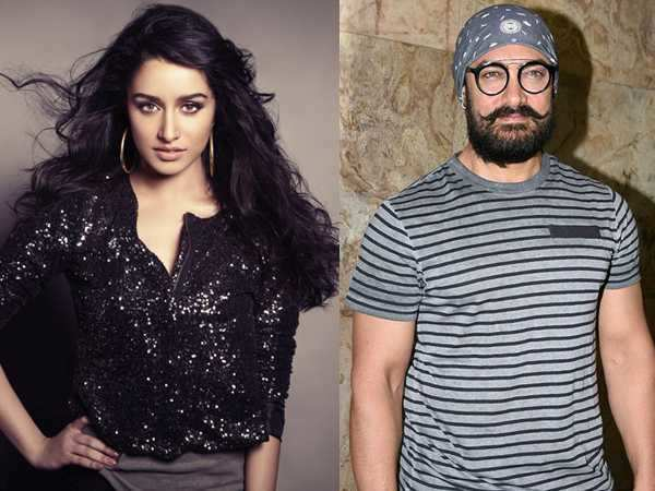 Shraddha Kapoor gives a look test for Thugs Of Hindostan