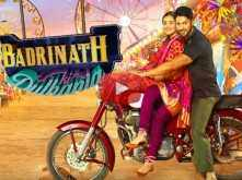 It's here! The trailer for Varun Dhawan's and Alia Bhatt's Badrinath Ki Dulhaniya is out