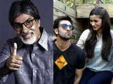 Amitabh Bachchan joins Ranbir Kapoor and Alia Bhatt's Dragon