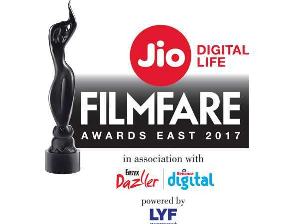 Nominations for the Jio Filmfare Awards (East)