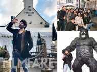 Kartik Aryan mixes work and pleasure in London!