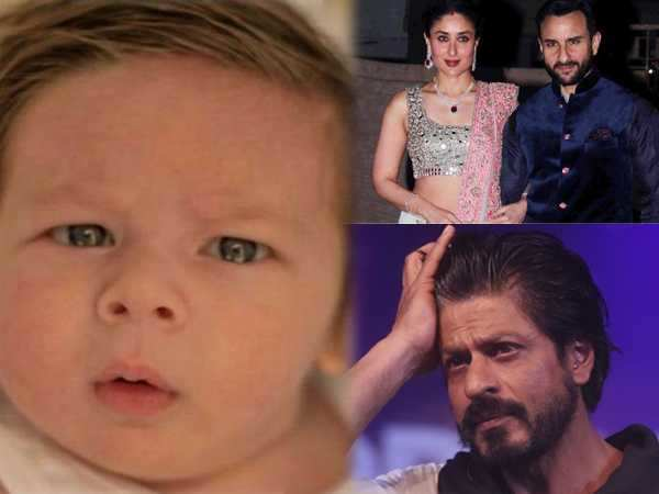 """""""A name doesn't really mean anything. Asoka is a violent name then. There's Alexander too."""" – Saif Ali Khan on naming his son Taimur"""