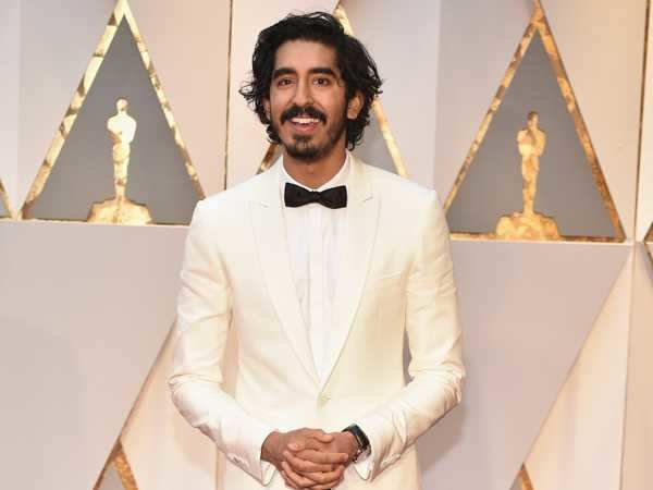 Dev Patel was one hot mess at the Oscars 2017!