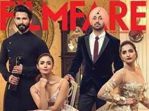 Filmfare Award Winners Shahid Kapoor, Alia Bhatt, Diljit Dosanjh, Sonam Kapoor and other winners grace the special Filmfare cover