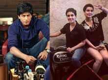Fatima Sana Sheikh disowns Sanya Malhotra because of Shah Rukh Khan