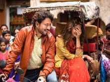 First look! Irrfan Khan and Saba Qamar look super adorable together in the new still from their film Hindi Medium