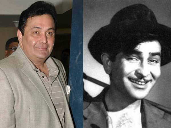 Rishi Kapoor reveals why there won't be a biopic on Raj Kapoor