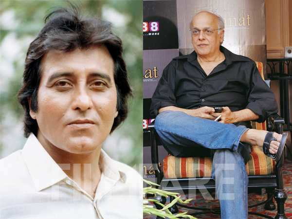 Mahesh Bhatt pays tribute to the late Vinod Khanna