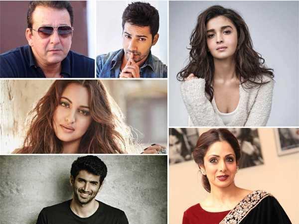 Karan Johar's Shiddat may star Sridevi, Alia Bhatt, Sanjay Dutt, Varun Dhawan, Sonakshi Sinha and Aditya Roy Kapur