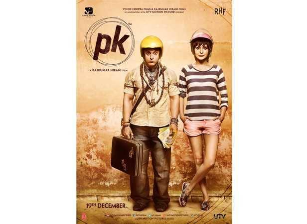 P.K., Filmfare
