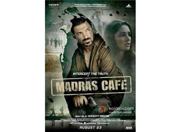 Madras Cafe, Filmfare