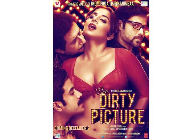 The Dirty Picture, Filmfare