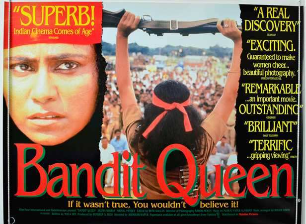 Bandit Queen, Filmfare