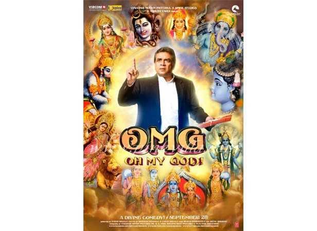 Oh My God, Filmfare