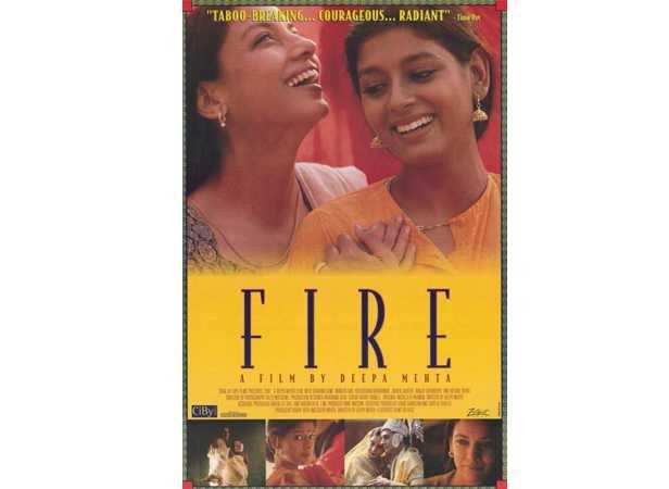 Fire, Filmfare