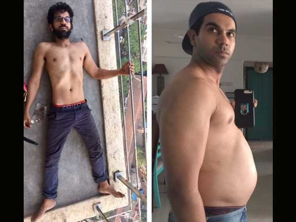Rajkummar Rao puts on 11 kgs to play Subhash Chandra Bose