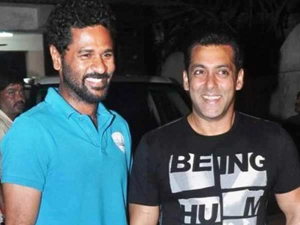 Confirmed: Prabhudeva to direct Salman Khan's Dabangg 3