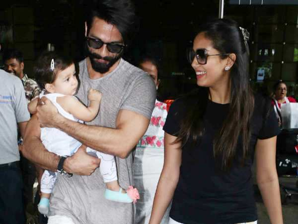 Shahid-Mira is going to become a Papa mummy for the second time Instagram post