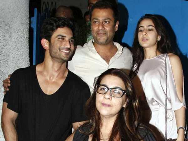 Sara Ali Khan's debut film Kedarnath opposite Sushant Singh Rajput to release in June 2018