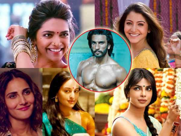 Birthday Special: We rate Ranveer Singh's chemistry with his co-stars