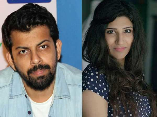 Wazir director Bejoy Nambiar has roped in Shashaa Tirupati to do songs for his next