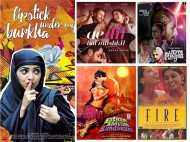 Top Controversial Bollywood Movies that made headlines