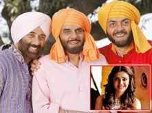 Kajal Aggarwal to romance Bobby Deol in Yamla Pagla Deewana 3