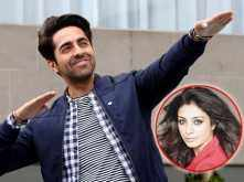 Ayushmann Khurrana and Tabu to star in Mud Mud Ke Na Dekh