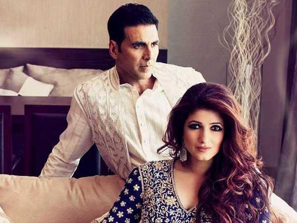 Akshay Kumar and Twinkle Khana feel blessed to have son like Aarav
