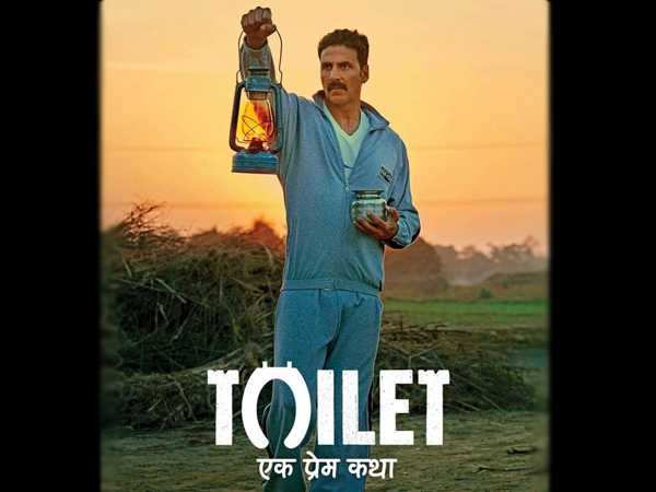 Akshay Kumar's new poster of Toilet: Ek Prem Katha has a social message