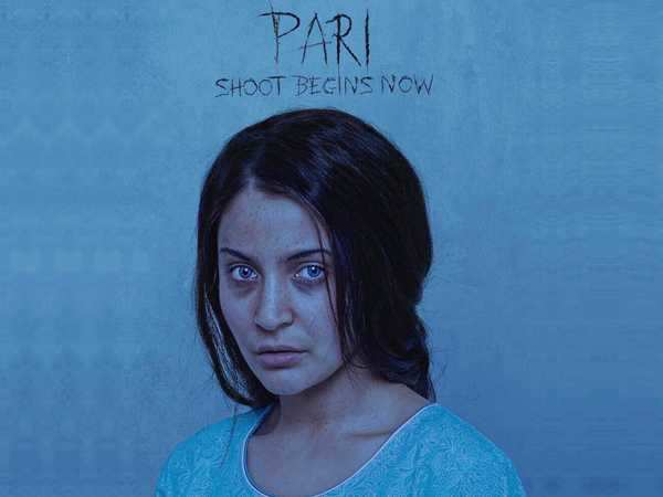 The first look of Anushka Sharma's Pari will shock you
