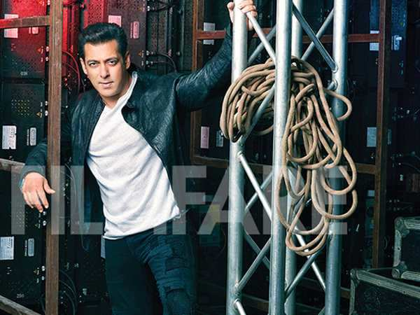 """Salman Khan is a force of nature,"" says Editor Jitesh Pillaai"