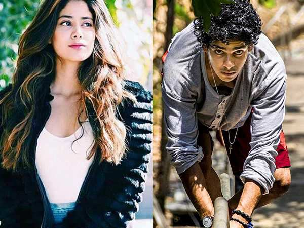 Jhanvi Kapoor and Ishaan Khatter might do the Fault In Our Stars remake