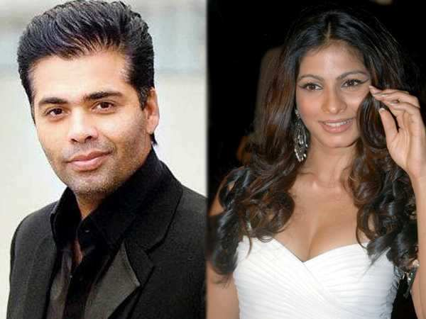 Did Karan Johar and Kajol's sister Tanisha Mukherjee avoid each other?