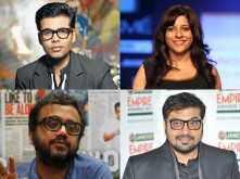 Ashi Dua brings Karan Johar, Anurag Kashyap, Zoya Akhtar and Dibakar Bannerjee together again