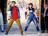 Katrina Kaif shares BTS with Ranbir Kapoor from Ullu ka patha