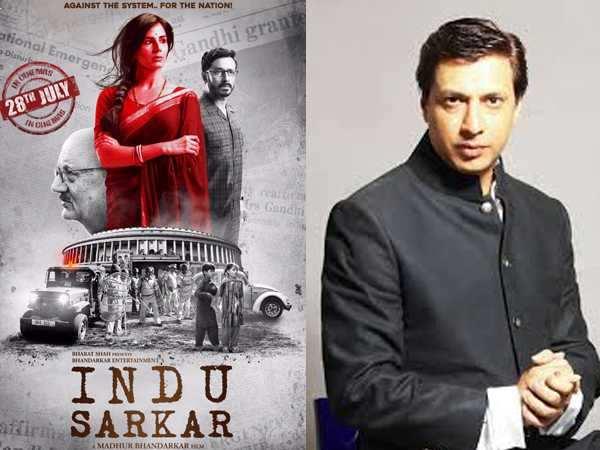 Madhur Bhandarkar releases the first poster of Indu Sarkar