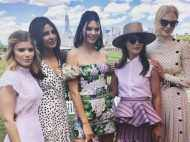 Priyanka Chopra hangs out with Kendall Jenner and Nicole Kidman