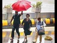Rajinikanth shoots for Kaala Karikaalan at Marine Drive