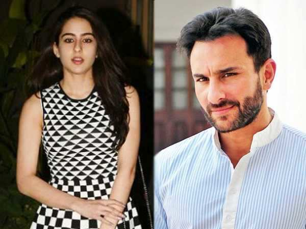 Saif Ali Khan is nervous for daughter Sara Ali Khan's Bollywood debut
